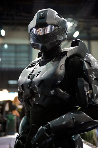 Halo 3 Recon Armour Costume | Flickr - Photo Sharing!