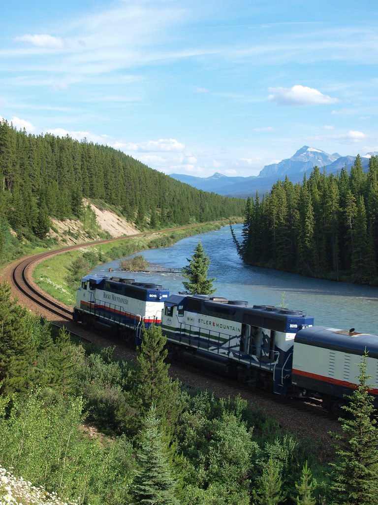 The Most Beautiful Places in the World to Travel by Train