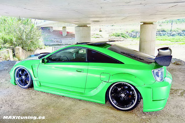 toyota celica t23 maxi tuning 125 maxi tuning flickr. Black Bedroom Furniture Sets. Home Design Ideas