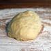 homemade apple cider doughnut dough