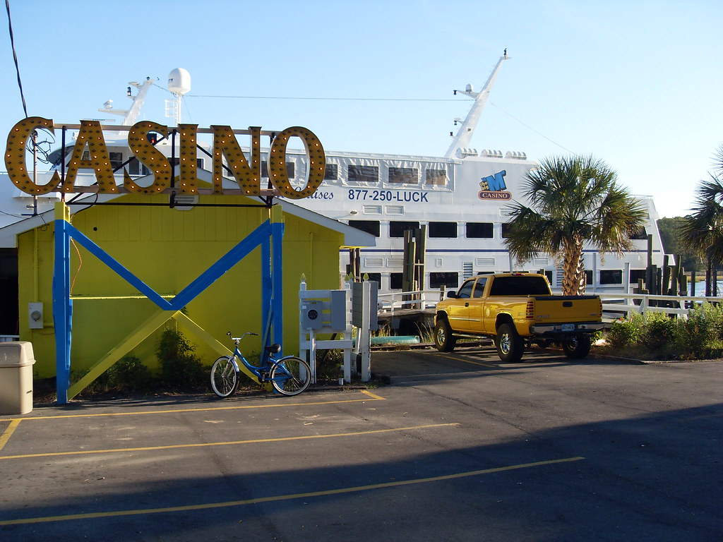 casino cruise at myrtle beach