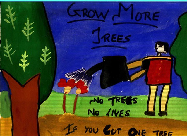 pictures of grow more trees