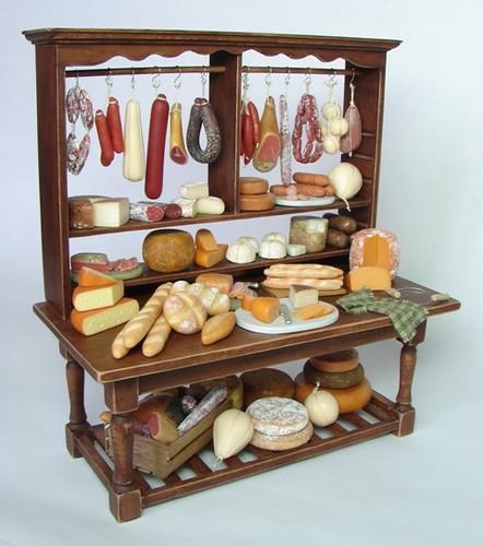1:12 Scale Dollhouse Miniature Food