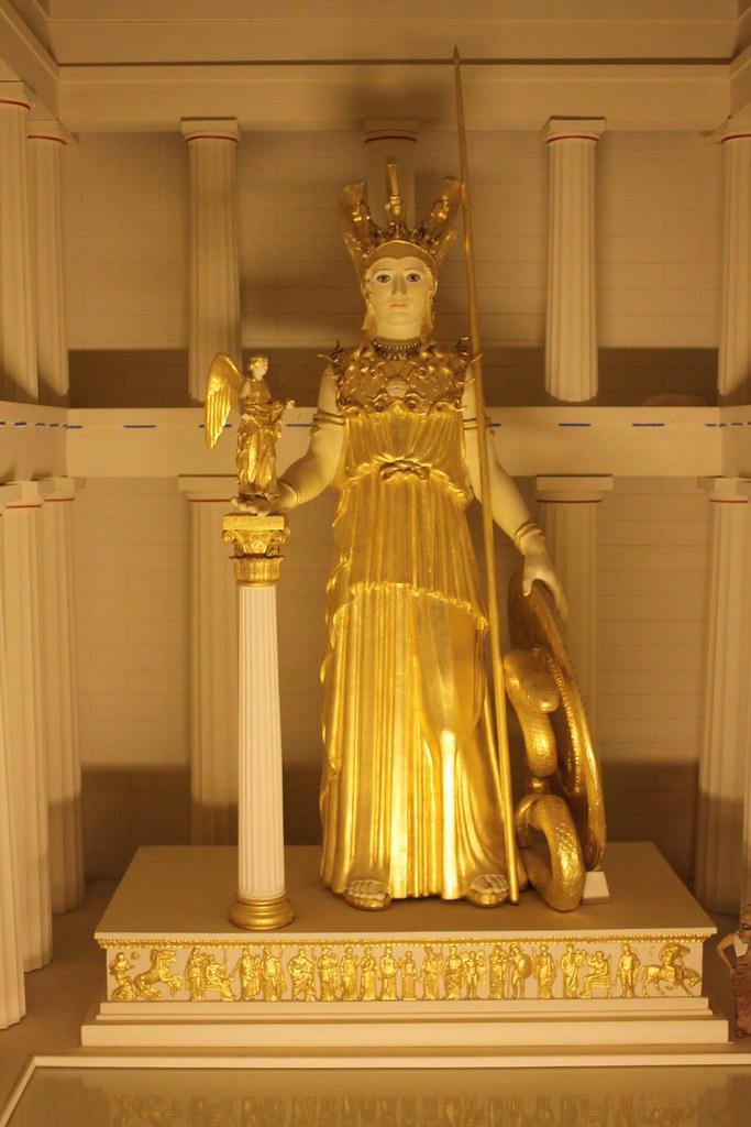 Athena Parthenos Athena Parthenos by