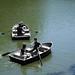 Rowing boat - Central Park NY