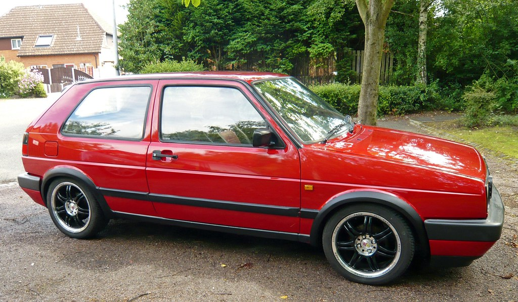 vw golf gti mk2 1989 for sale this is my own near classi flickr. Black Bedroom Furniture Sets. Home Design Ideas