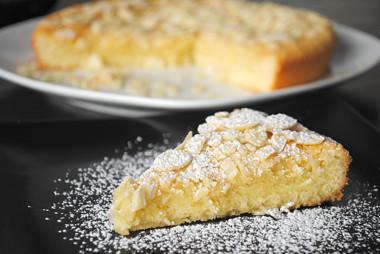 Swedish Almond Cake Pan Recipe