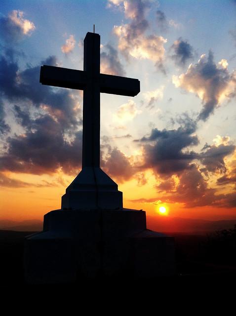 Holy Cross at Sunrise | Flickr - Photo Sharing!