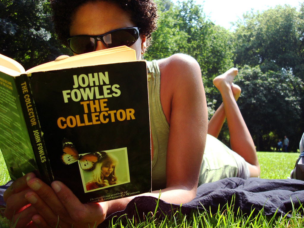 the collector by john fowles essay John fowles - world literature - is a resource for students who seek  the  commercial success of the collector enabled fowles to publish the aristos: a   in 1996, a new edition of fowles's essay ''the tree'' was published, and along  with it.