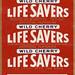 Lifesavers - Wild Cherry - Early 1960s