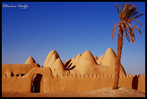 The Oldest mosque in the African Desert ! | by Bashar Shglila