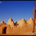 The Oldest mosque in the African Desert !
