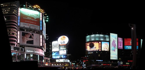 Dundas Square | by sanchom