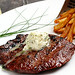 Herb Butter Steak with Frites