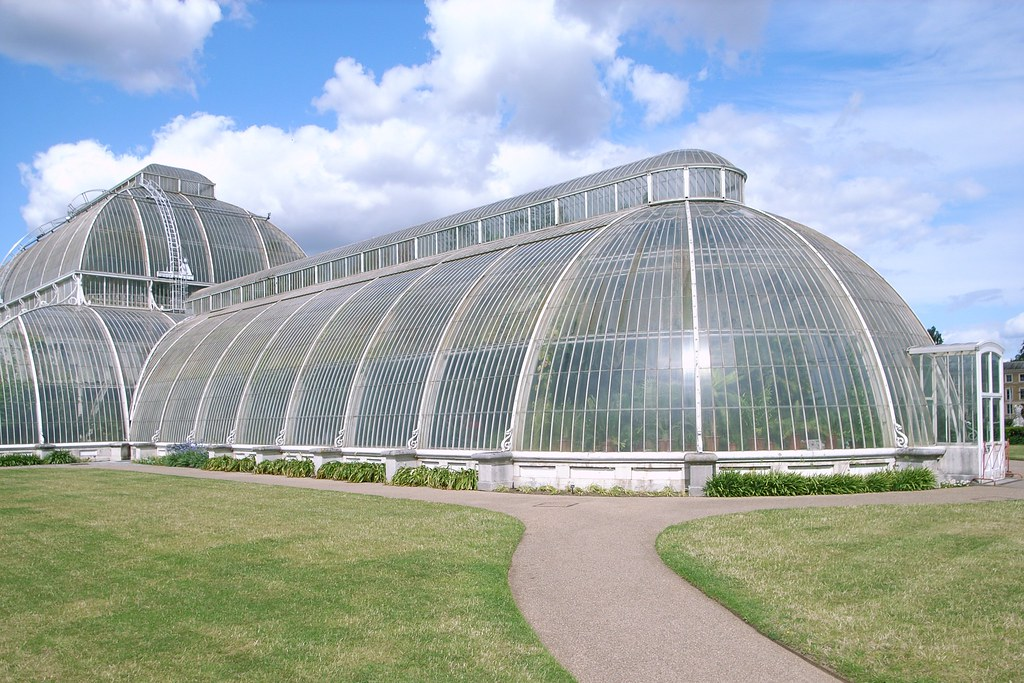 The Palm House Kew The Palm House 1844 8 By Decimus