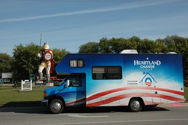 Heartland Mobile Food Pantry