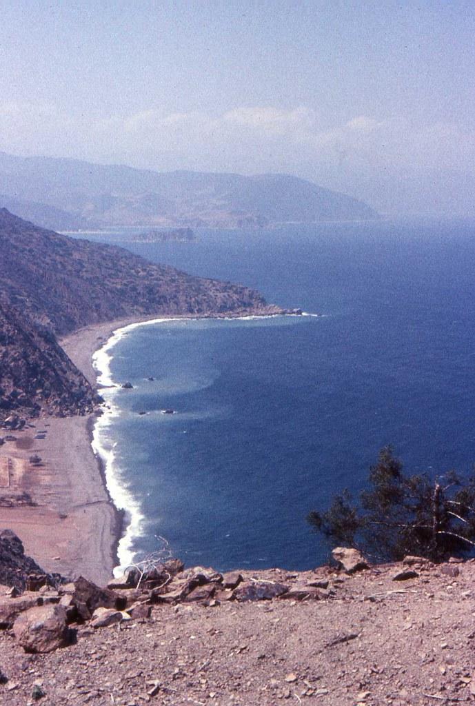Cala iris torres rif maroc 1975 sur la piste du for Fenetre ouverte