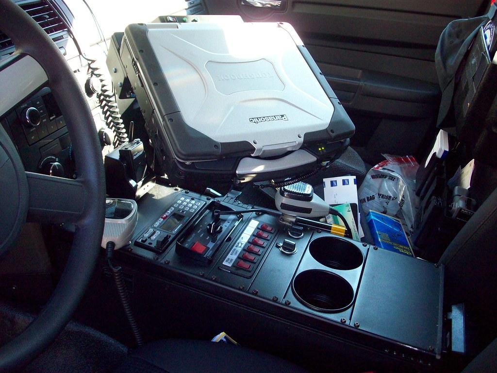 inside a police car kyle mcdane flickr. Black Bedroom Furniture Sets. Home Design Ideas
