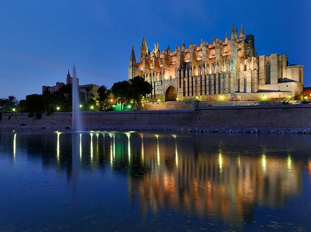 La seu cathedral of palma de mallorca ii originally - Job today palma de mallorca ...