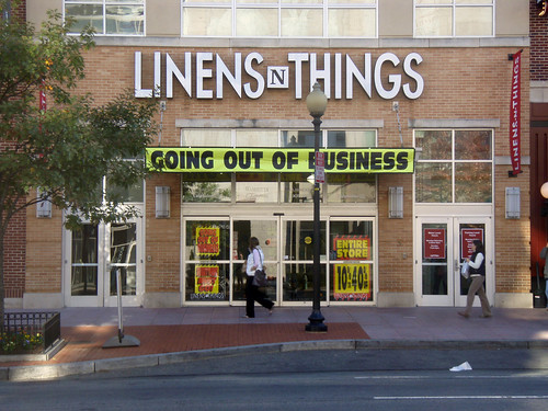 Linens N Things | by Daquella manera