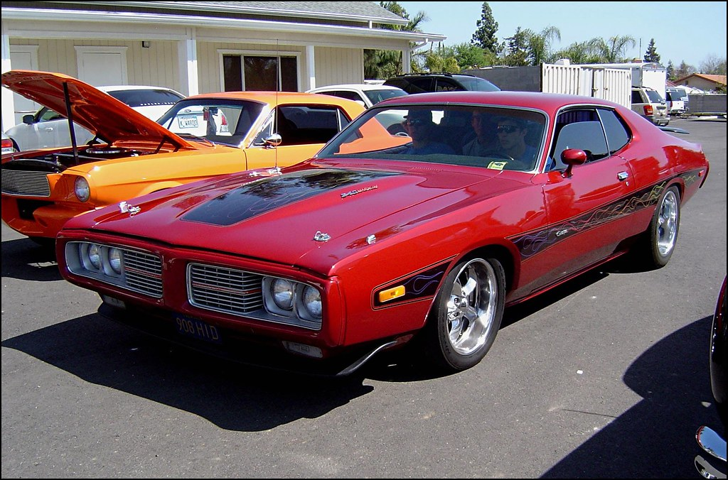 1973 1974 Dodge Charger Bob The Real Deal Flickr