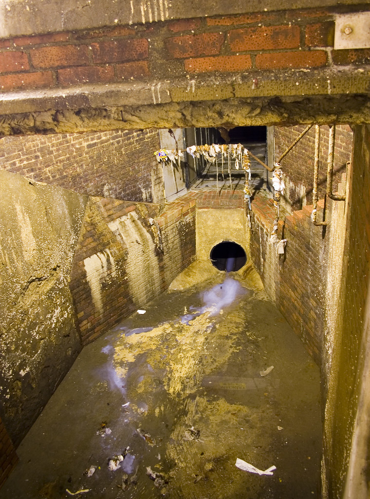 Sewer Tour