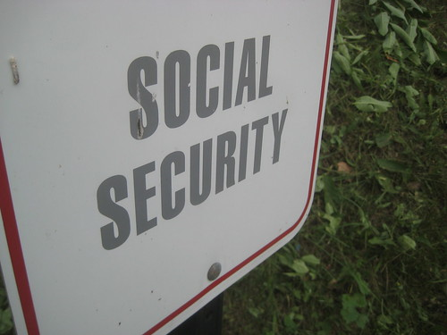 social security | by peretzpup