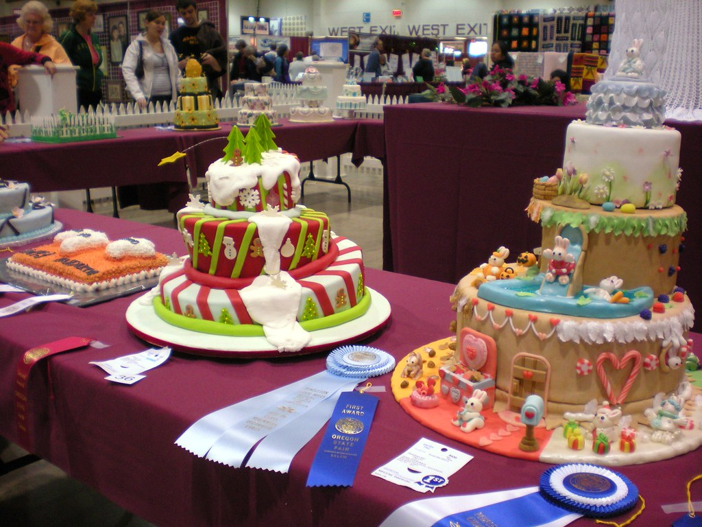 Cake Decorating Competition Show : Cake Decorating Competition Have you ever seen the tv ...