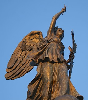 Goddess of Victory and Peace | by Henry McLin