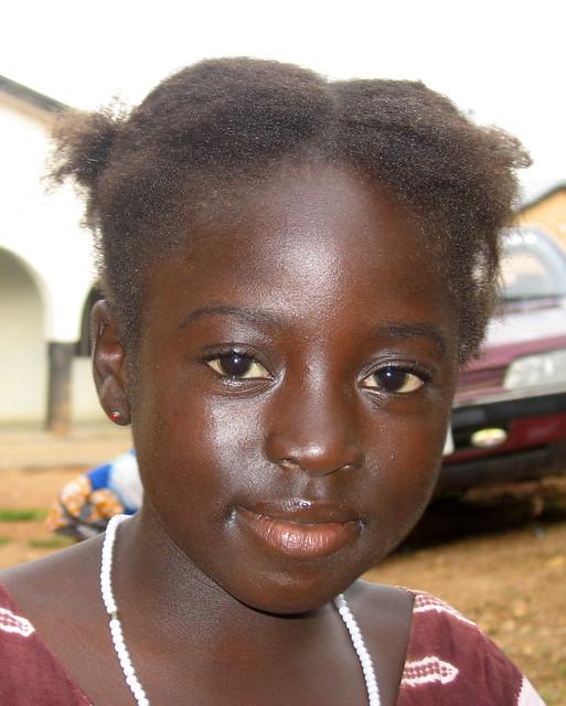 Nigerian Girl  Mike Blyth  Flickr-7496