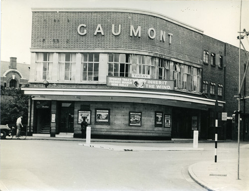 Gaumont cinema, Eastgate Sq Chichester | by naholm