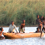 Kavango river people, Rundu, 5