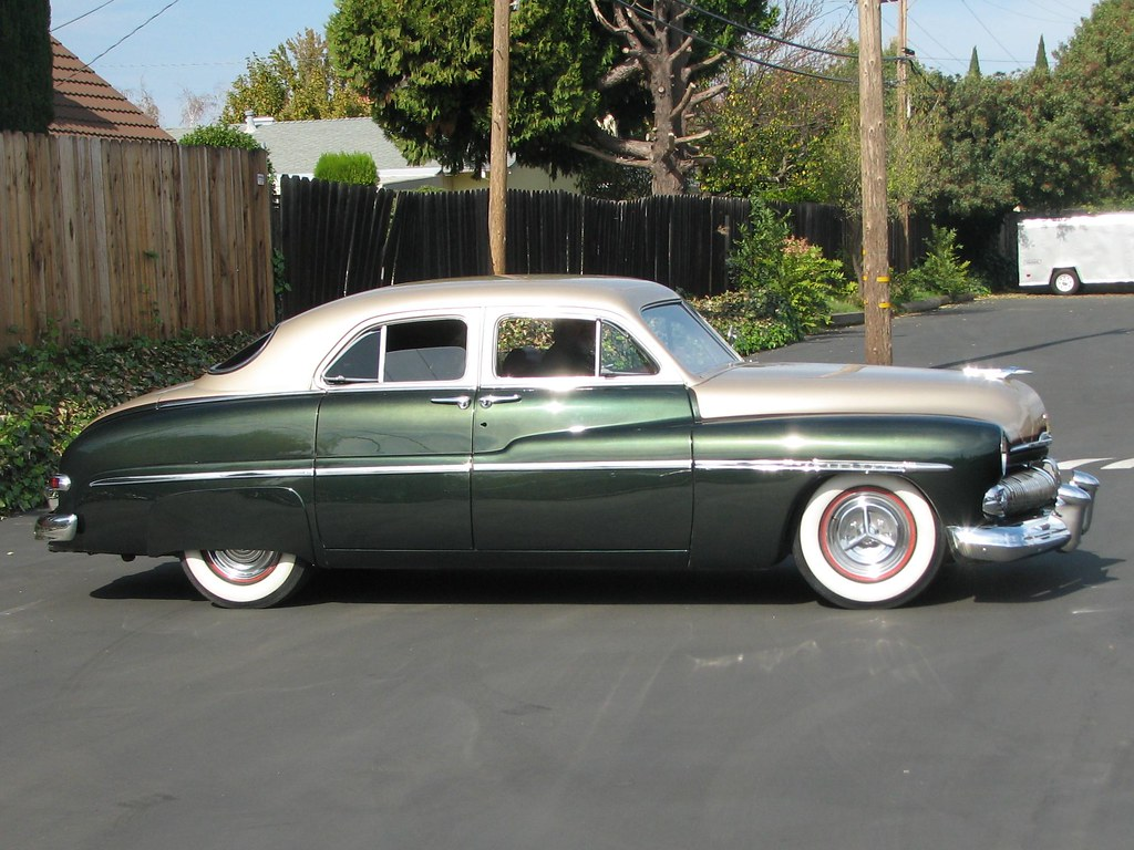 1950 mercury 4 door sedan custom 39 imakumn 39 3 jack for 1950 mercury 4 door sedan