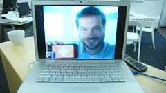 Virtual Skype Guest Joe Bauldoff