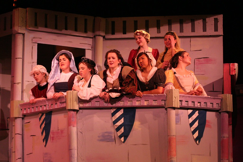 Once Upon a Mattress at MAHS 39 - Once Upon a Mattress ...