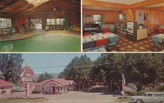 101 Motel - Ukiah, California