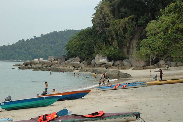 how to get to pulau pangkor from kl