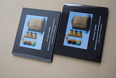 ImageWrap (left) and Hardcover (right) | by threecee
