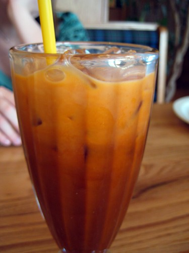 Thai Iced Tea [vegan] | Flickr - Photo Sharing!