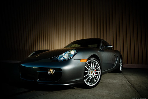 2008 Cayman S | by simpsonyiu.com