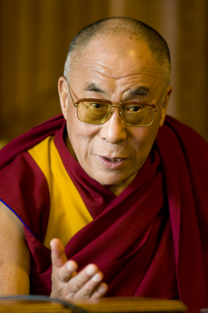 The Dalai Lama at Westminster