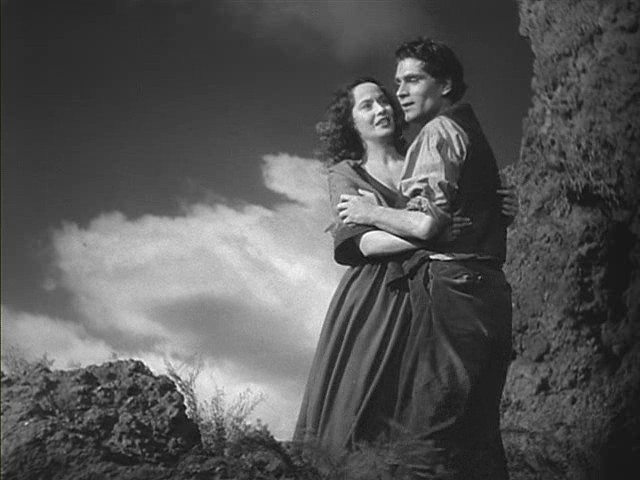 How do Edgar Linton and Heathcliff compare and contrast in Wuthering Heights?