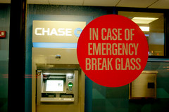 In case of emergency break glass | by noaz.