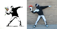 Banksy Costume (Final) | by littentegnefisk
