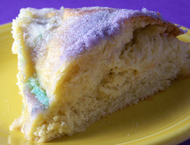 King Cake Recipe Simple