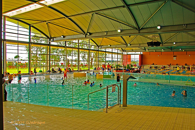 Blacktown Leisure Centre The Swimming Pool At Blacktown