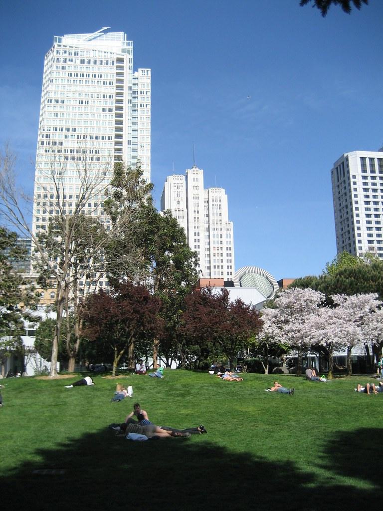 Yerba Buena Gardens San Francisco Ruth L Flickr