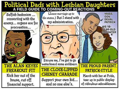 Political Dads With Lesbian Daughters A Field Guide To Co  Flickr-1185