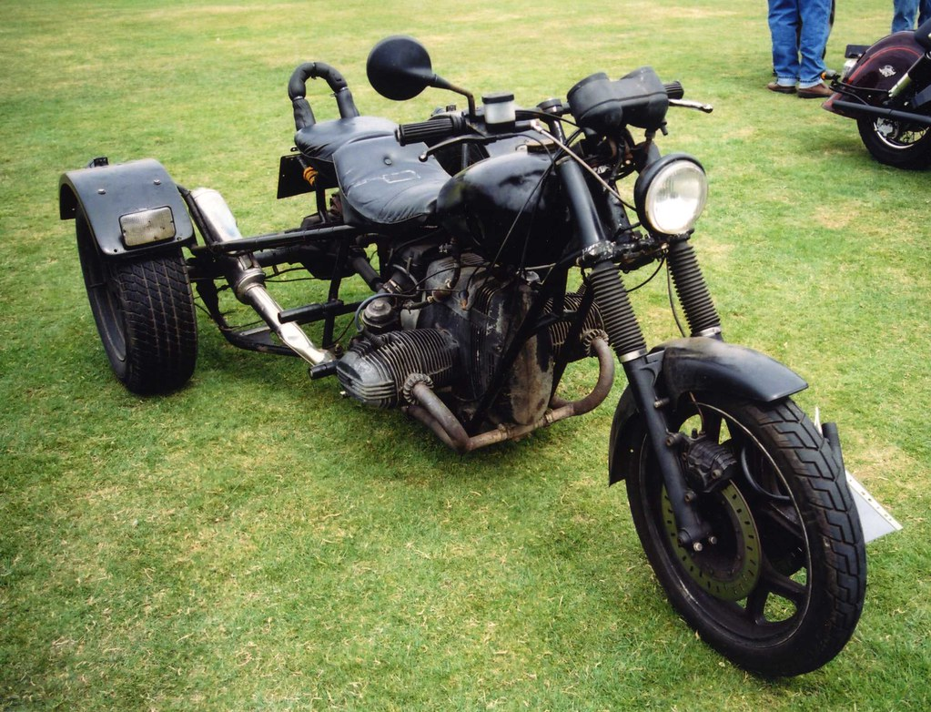Steve White Vw >> Rat Trike / Survival Trike Motorbike at Barnsley Custom & …   Flickr