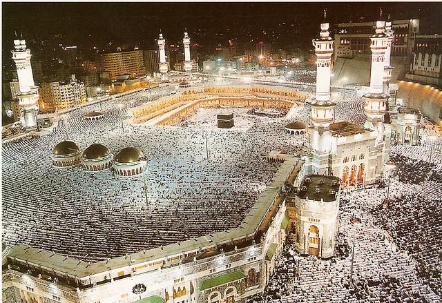 Saudi Arabia | Makkah Al-Mukarramah - Holy Kaaba and al ...